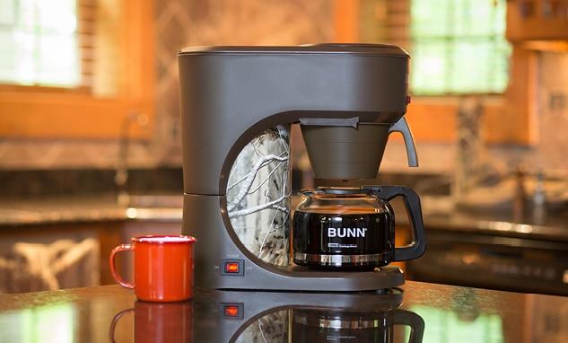 macchina caffè americano serbatoio non removibile