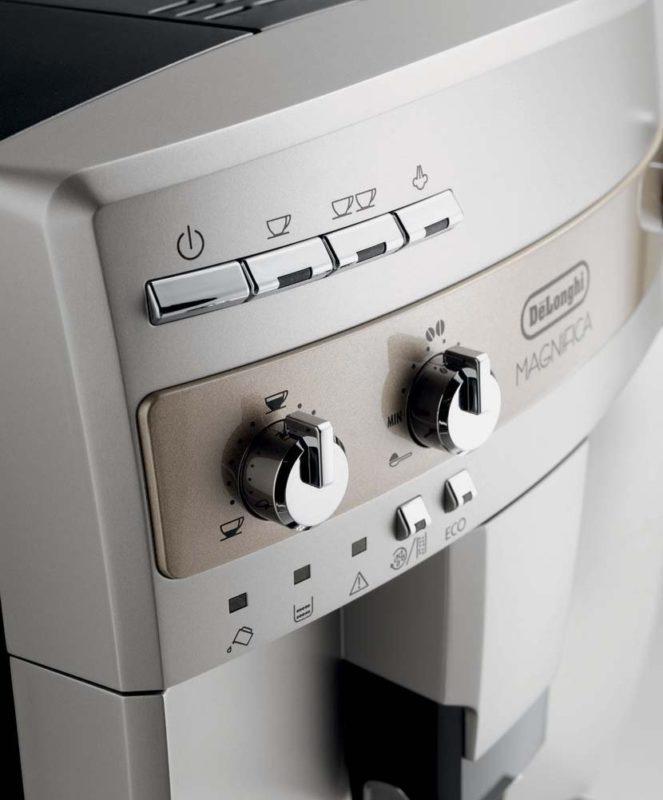 macchina caffè automatica comandi