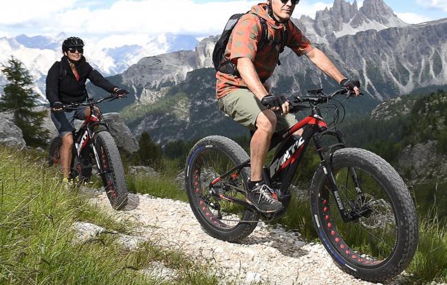 fat bike elettriche
