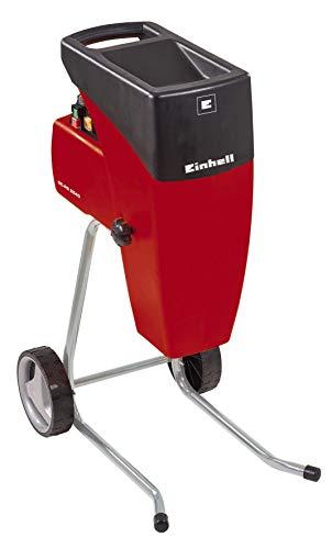 Einhell GC-RS 2540 Biotrituratore ad ingrananggi (230 V, 2000 W, giri al min. 40, spessore rami max 40 mm, soglia rumorosità LWA 93 dB (A),ad ingranaggi, ideale per compost)