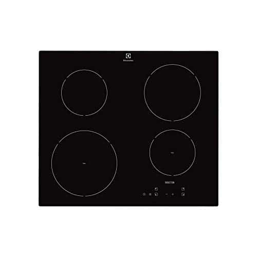 Electrolux - Piano cottura ad induzione KTI 6430 E finitura nera da 60cm