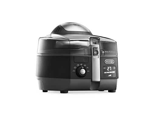 De'Longhi FH1394/2.BK Multicooker Multifunzione, 1400 W, Capacità 8 persone