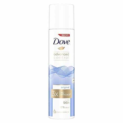Dove Advanced Control Original Deodorante Spray, 100 ml