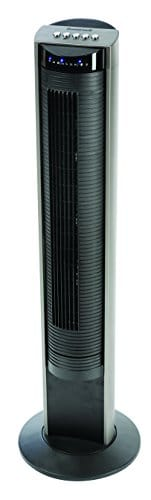 Honeywell HO-5500RE4 Ventilatore a Torre, 40 W, Nero