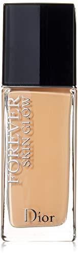 Christian Dior Diorskin Forever Glow Fondotinta Fluido Lunga Tenuta con SPF 35, 2.5N Neutral, 30 ml