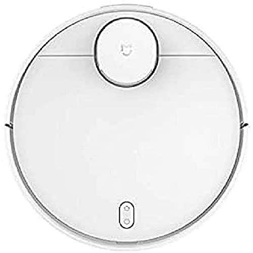 Xiaomi 26200, Vacuum-Mop PRO, Robot Aspira e Lava, LDS Navigazione con Laser, Pianificazione Intelligente del Percorso, Controllo Remoto Via App, Colore Bianco