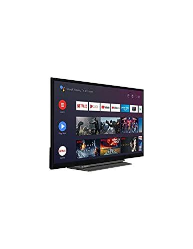 """Toshiba Monitor Marca Modello TV 32LA3B63DG 32"""" FHD Smart ANDROIDTV WiFi USB HDMI Google ASSISTA CHOM"""