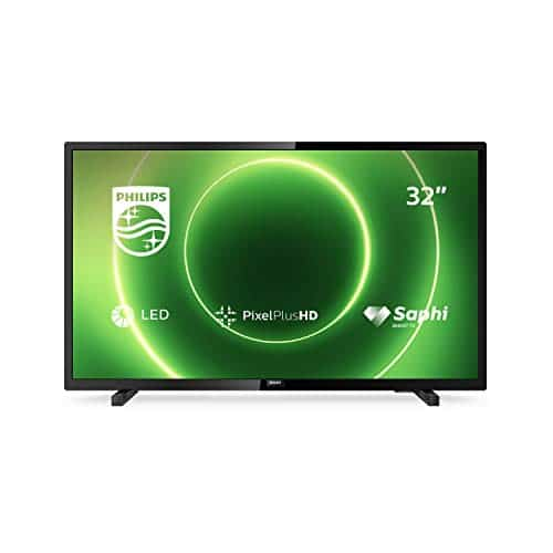 "PHILIPS 6600 Series 32PHS6605/12 TV 81,3 cm (32"") HD Smart TV Wi-Fi Nero 6600 Series 32PHS6605/12, 81,3 cm (32""), 1366 x 768 Pixel, LED, Smart TV, Wi-Fi, Nero"