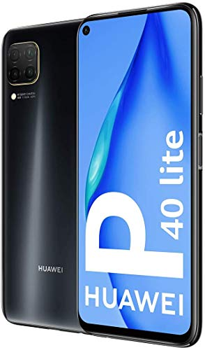 HUAWEI P40 Lite - Smartphone 128GB, 6GB RAM, Dual Sim, Black