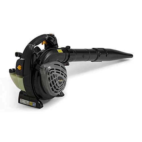 Alpina Soffiatore-aspiratore a Scoppio ABL 27 V, per un Giardino Pulito e in Ordine, Motore a Due Tempi da 27,6 cc, 800 W, Tubo di Soffiatura Rimovibile, Comprende Tubo di Aspirazione