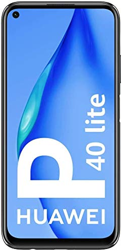 "Huawei P40 Lite Smartphone 6.4"" 6gb/128gb Dual Sim, Nero (Midnight Black)"