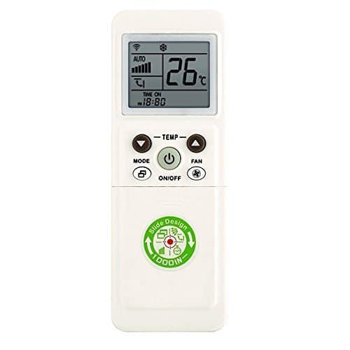 tempo di saldi Telecomando Universale per Condizionatore Climatizzatore Multi Funzione Timer