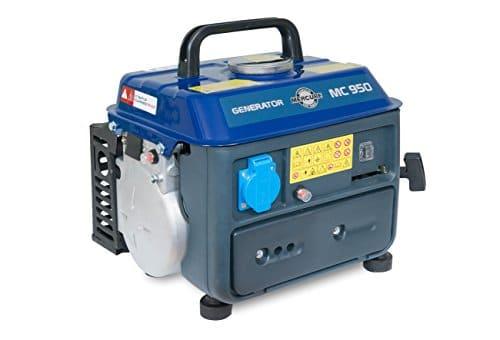 Mercure 450009 - Gruppo elettrogeno 2 tempi, 780 W