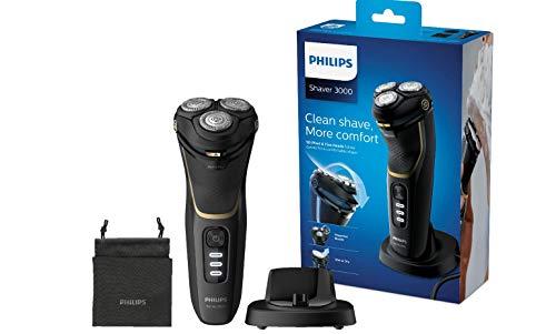 Philips Shaver series 3000 - Rasoio elettrico Wet & Dry, Modello S3333/54