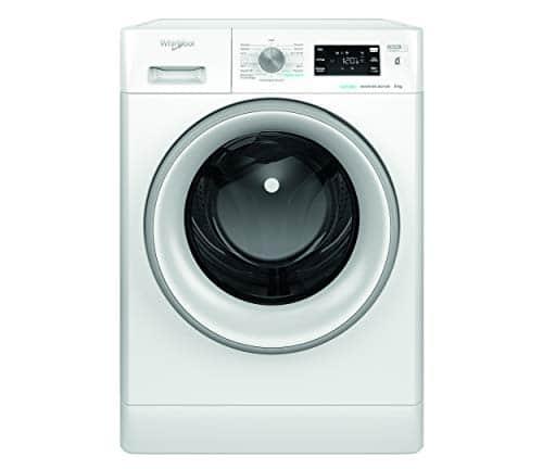 Whirlpool FFB 8248 SV IT, Lavatrice a Carica Frontale a Libera Installazione, C, 8kg, 1200 giri/min