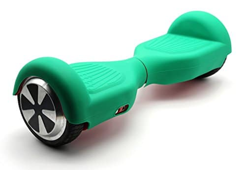 NK–Cover in Silicone per Hoverboard 6,5, Verde