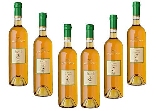 Sicilia Bedda - Laus Zibibbo Terre Siciliane IGP   Vino Liquoroso   I Vini della Sicilia   Confezione 6 Bottiglie da 37.5 Cl   Idea Regalo