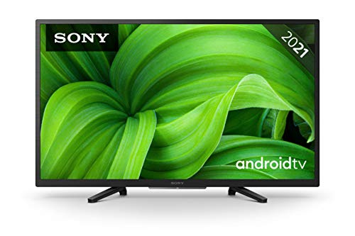 Sony BRAVIA KD-32W800 - Smart TV 32 pollici, HD Ready LED, HDR, Android TV (Modello 2021)