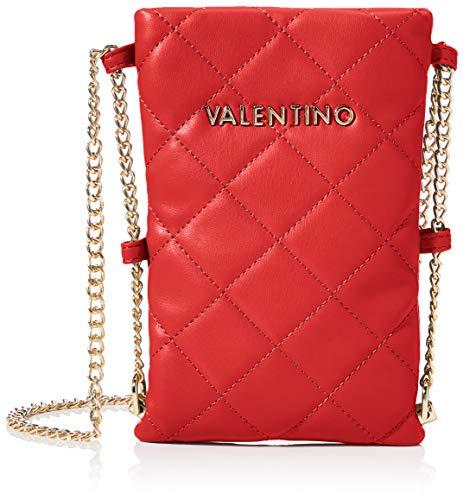 Valentino by Mario Ocarina, A Tracolla Donna, Rosso, One Size