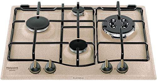 Hotpoint PC 640 T (AV) R/HA Incasso Piano cottura a gas Avena piano cottura