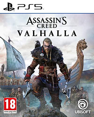 Assassin's Creed Valhalla Ita PS5 Standard - PlayStation 5