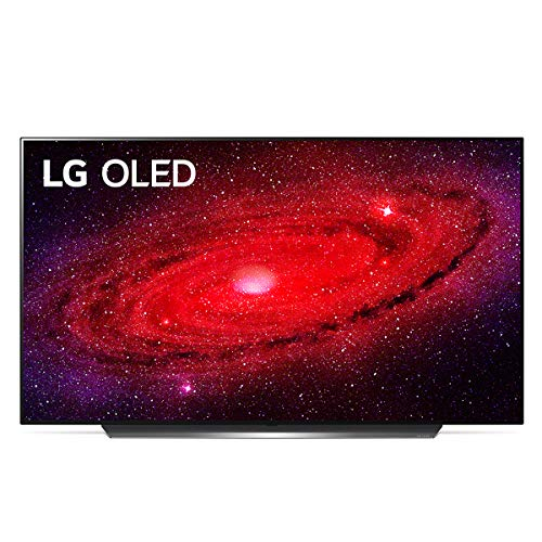 """LG OLED55CX6LA Smart TV 4K 55"""", TV OLED Serie CX con Dolby Vision IQ, Dolby Atmos, Processore 4K α9 Gen3 con AI, Wi-Fi, AI ThinQ, FILMMAKER MODE, HDR, Google Assistant e Alexa Integrati"""